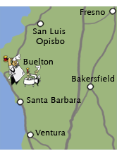 Map to Buellton